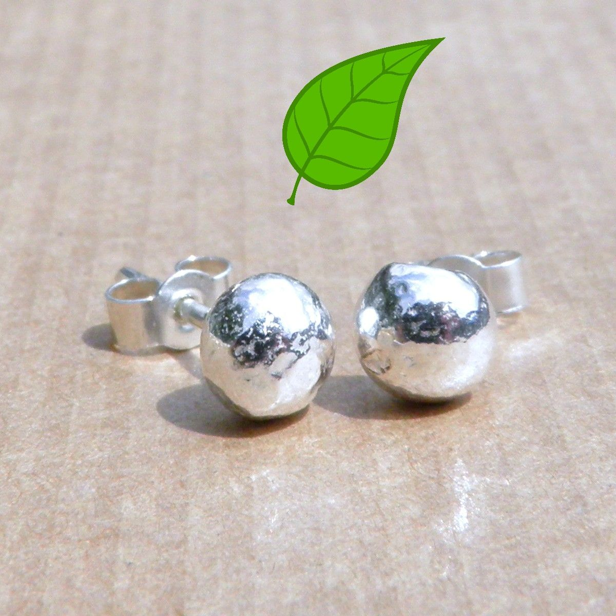 Ball Earrings | Nuggets - GCE14
