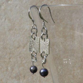 Tahitian Pearls Earrings - CCE1