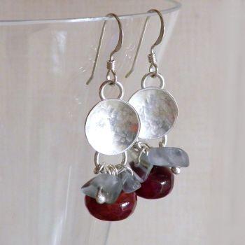 Summer Fruits Drop Earrings - BCE6