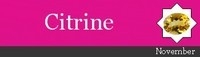 <!-- 022 -->November - Citrine
