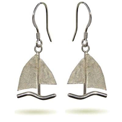 Boat Earrings - CCE5