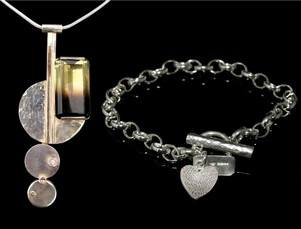 Handmade Silver Jewellery UK
