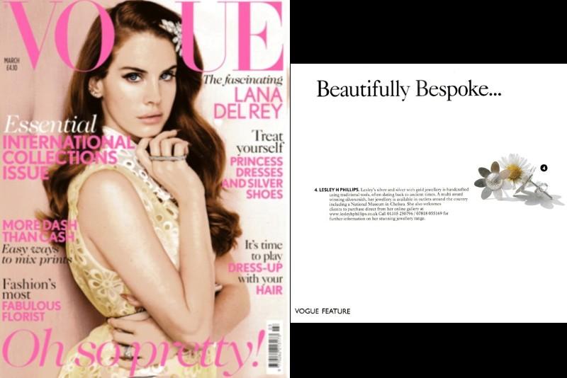 Vogue - March