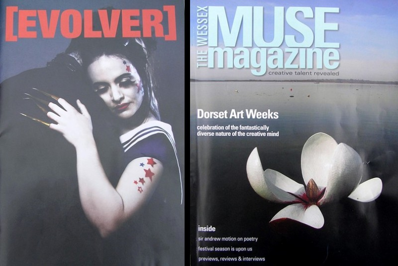 Evolver and Muse
