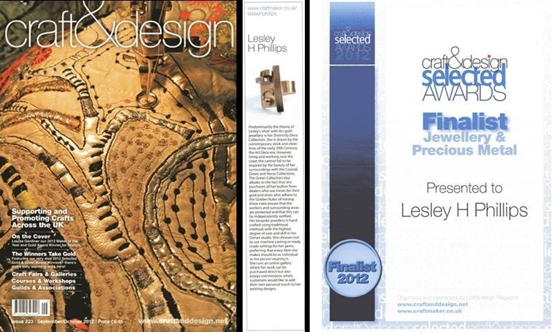 Craft and Design Award