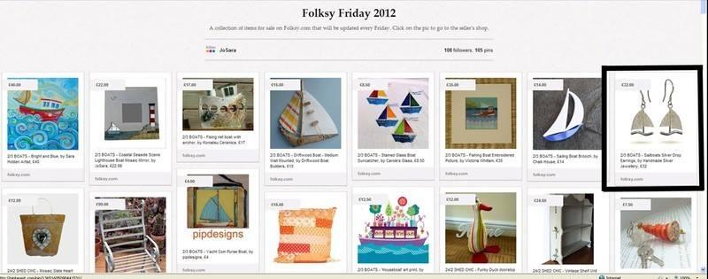 Folksy Friday