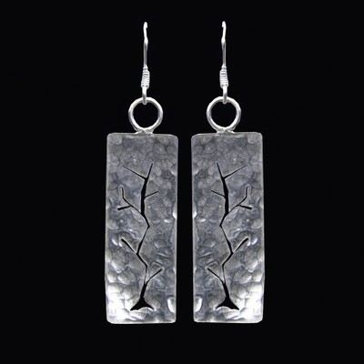 Tree Earrings