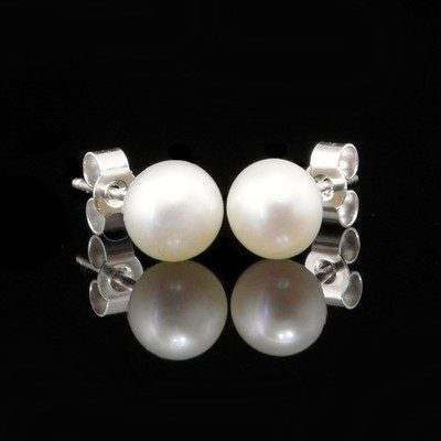 Pearl Earrings AAA Grade Quality - CCE9