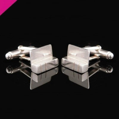 One of a Kind - Cufflinks in Silver - DDCL6