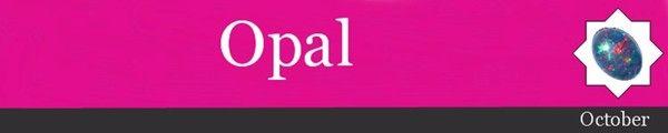 October Birthstone | Opal
