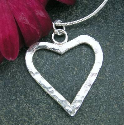 Heart Shaped Pendant - JTAP2