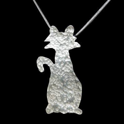 Silver Cat Jewellery
