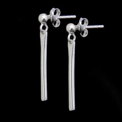 Long Stud Earrings - SWCE13