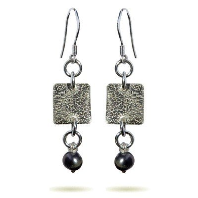 Tahitian Pearls Earrings - CCE1