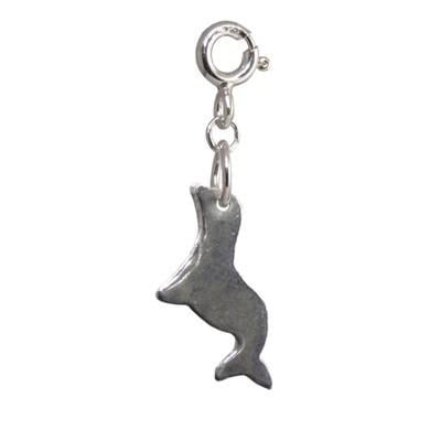 Silver Seal Charm - BCC7