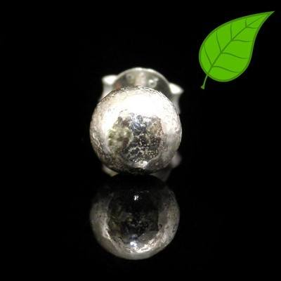 "Ball Earring ""Nugget"" - GCE15"
