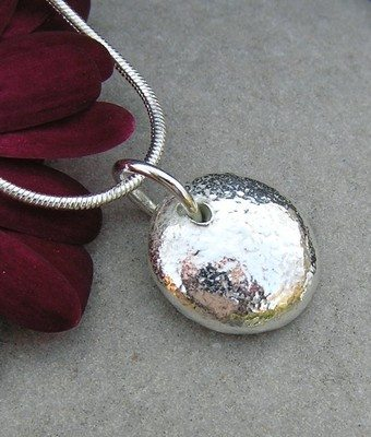 Solid Silver Pendant