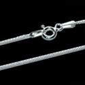 Silver Box Chain - 18 inches | 45.72cm