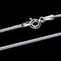 Silver Box Chain - 18 inches | 45.72cm -SBC