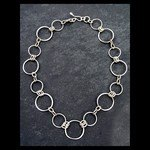 "Circle Necklace  ""Connections"" - SWCN3 / 3A"