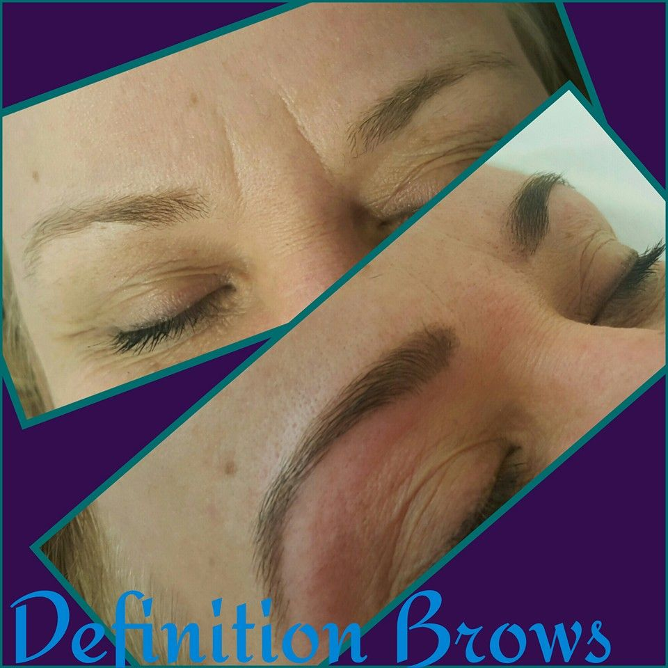 The Vanity Case Brow Definition