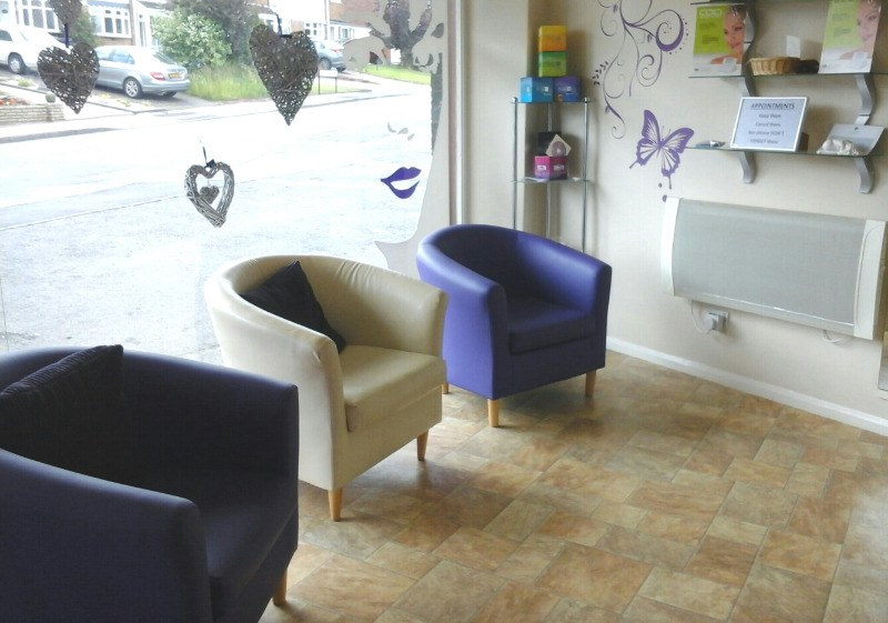 Aldridge Salon seating