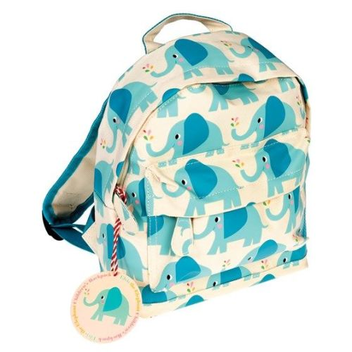 Elvis the Elephant design mini children's backpack