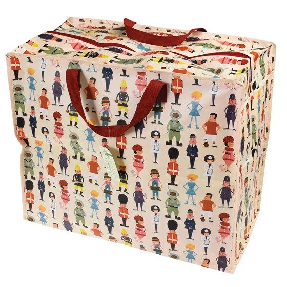 World of Work design Jumbo storage bag