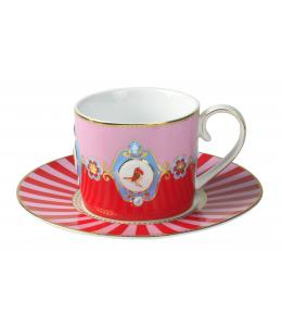 Pip Studio Love Birds Cup & Saucer