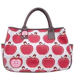 Disaster Designs Apple Bag