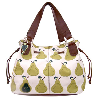 Disaster Designs Pear Bag