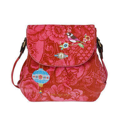 PiP Studio Wallpaper Velvet Shoulder Bag
