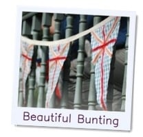Beautiful Bunting