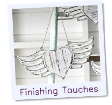 Finishing Touches icon