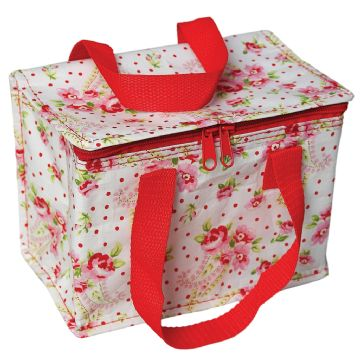 LUNCH BAG PAISLEY ROSE