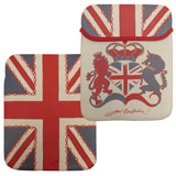 Disaster Designs Jan Constantine ipad Union Jack Case