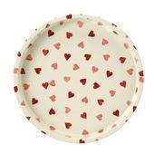 Emma Bridgewater Pink Hearts design Deepwell Tray.