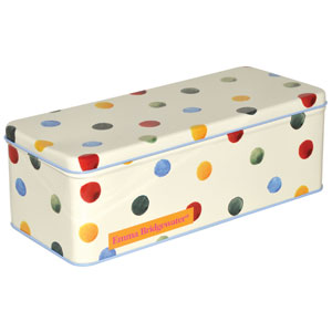Emma Bridgewater Polka Cracker Tin