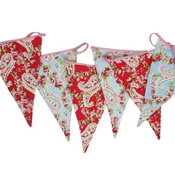 Paisley Park Bunting