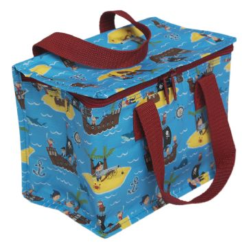 Pirate Insulated Lunch Bag