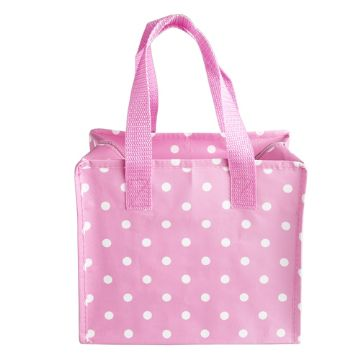 Pink Spots Non Insulated Bag