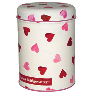 Emma Bridgewater Pink Hearts Caddy