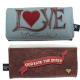 Jan Constantine Brittania love wallet