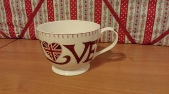 Cup Mug Jan Constantine LOVE