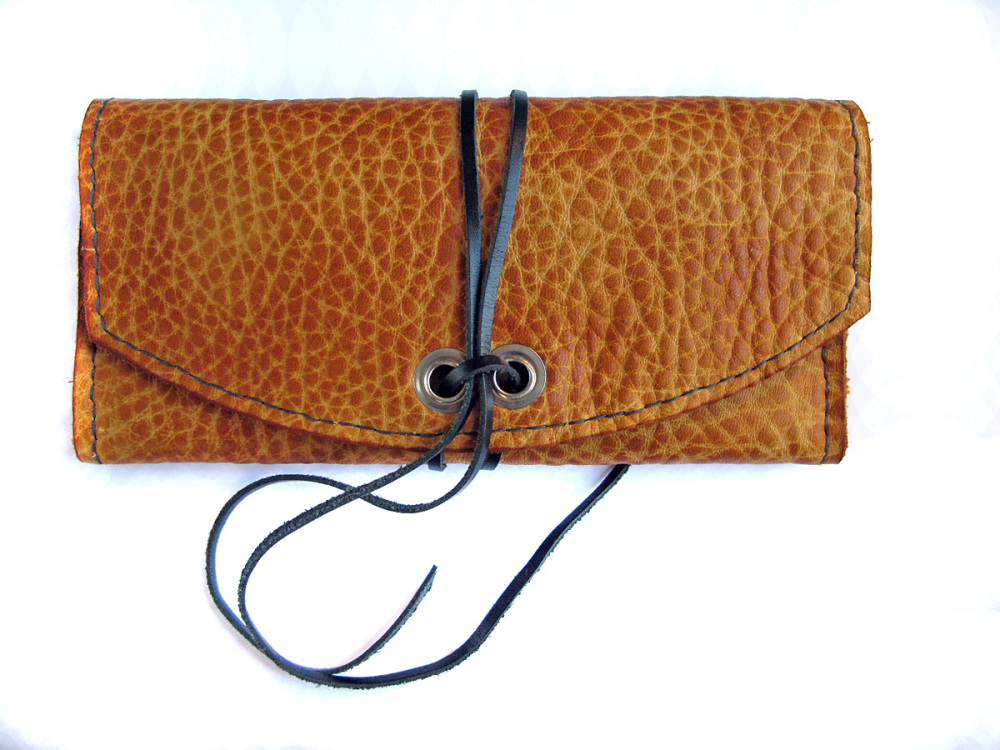 Handmade Soft Leather Tobacco Pouch