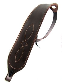 Handmade Leather Rifle Sling