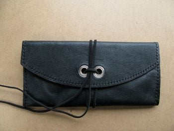 Handmade Leather Tobacco Pouch