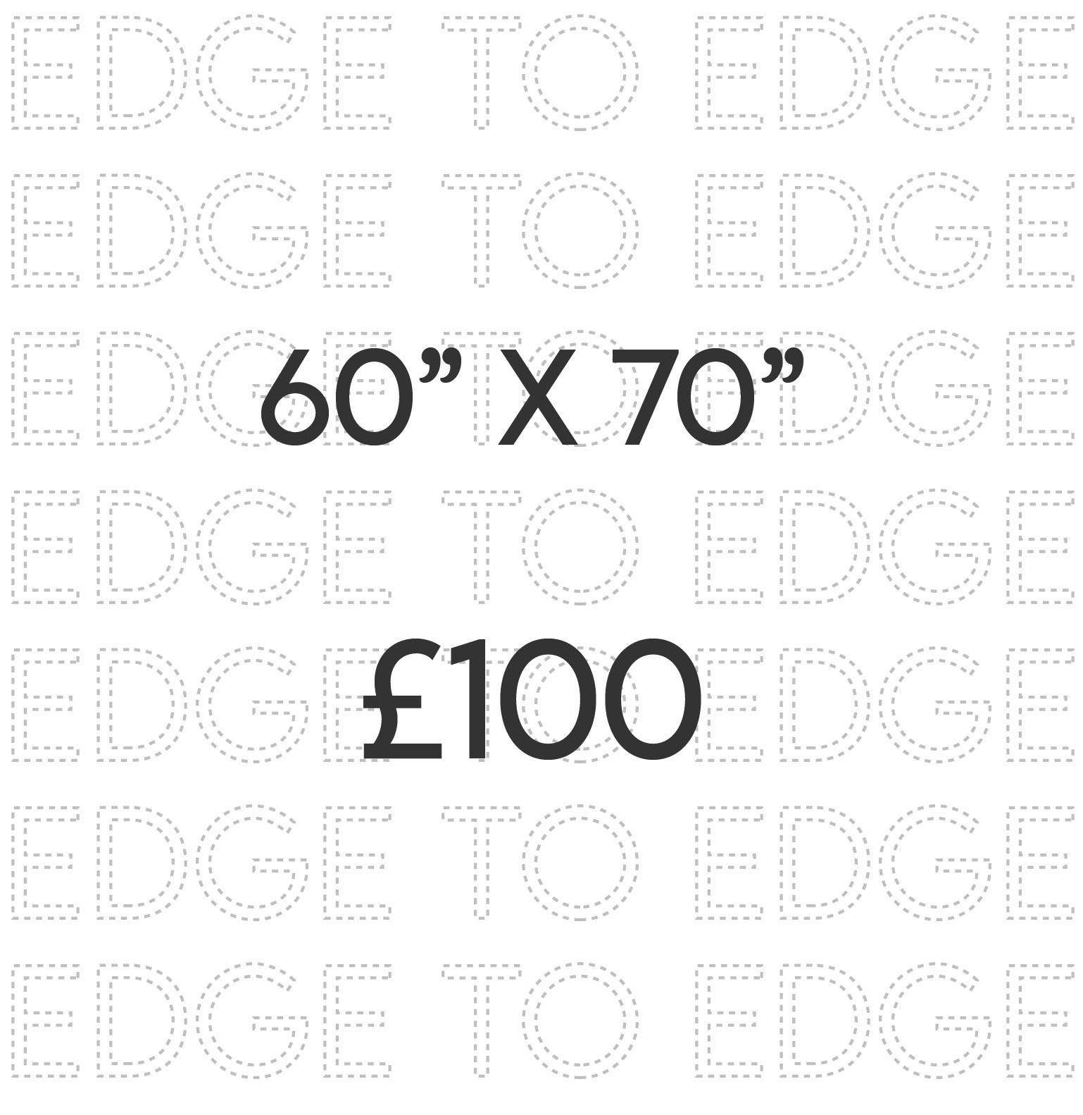 60 x 70