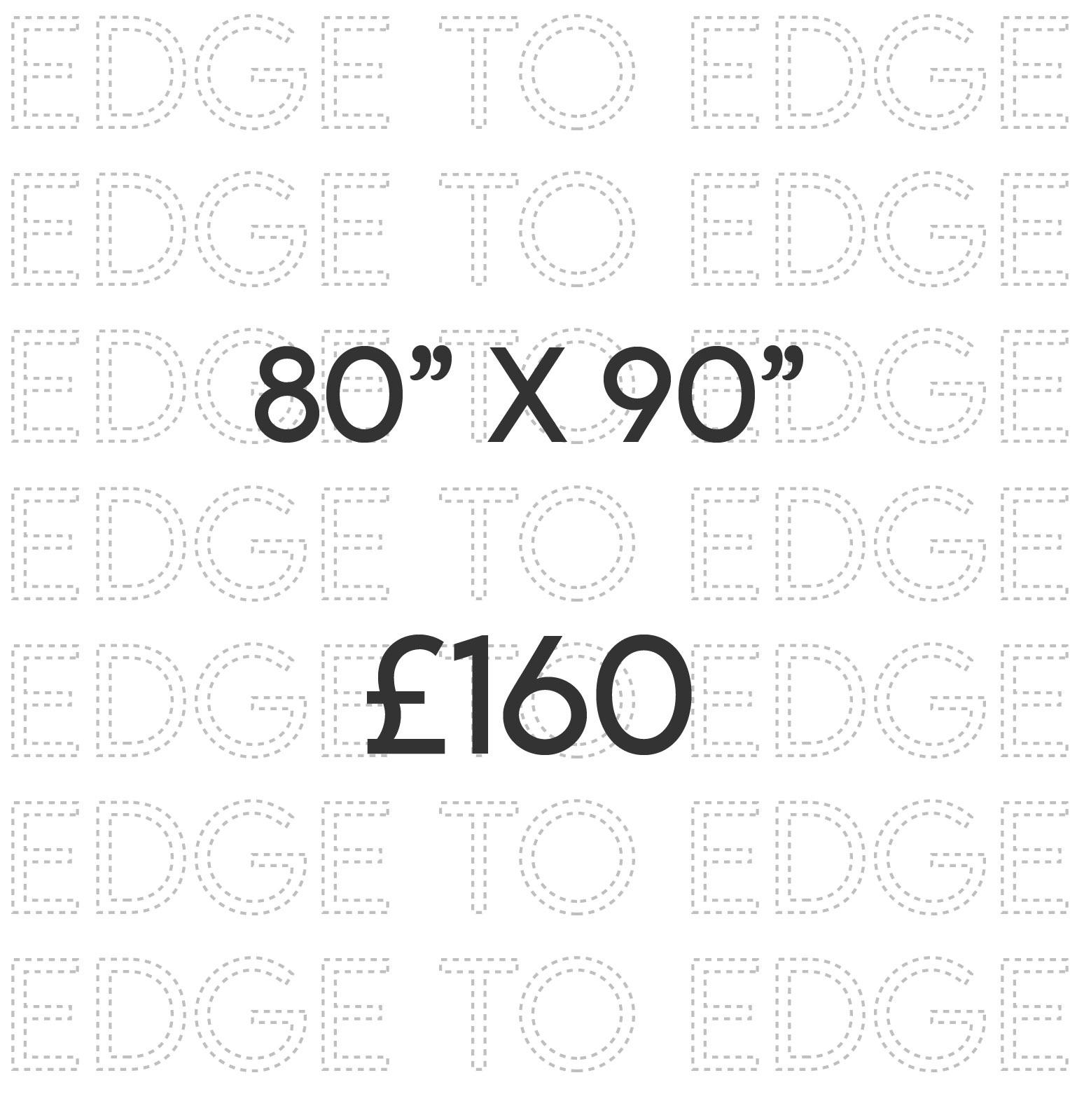 80 x 90