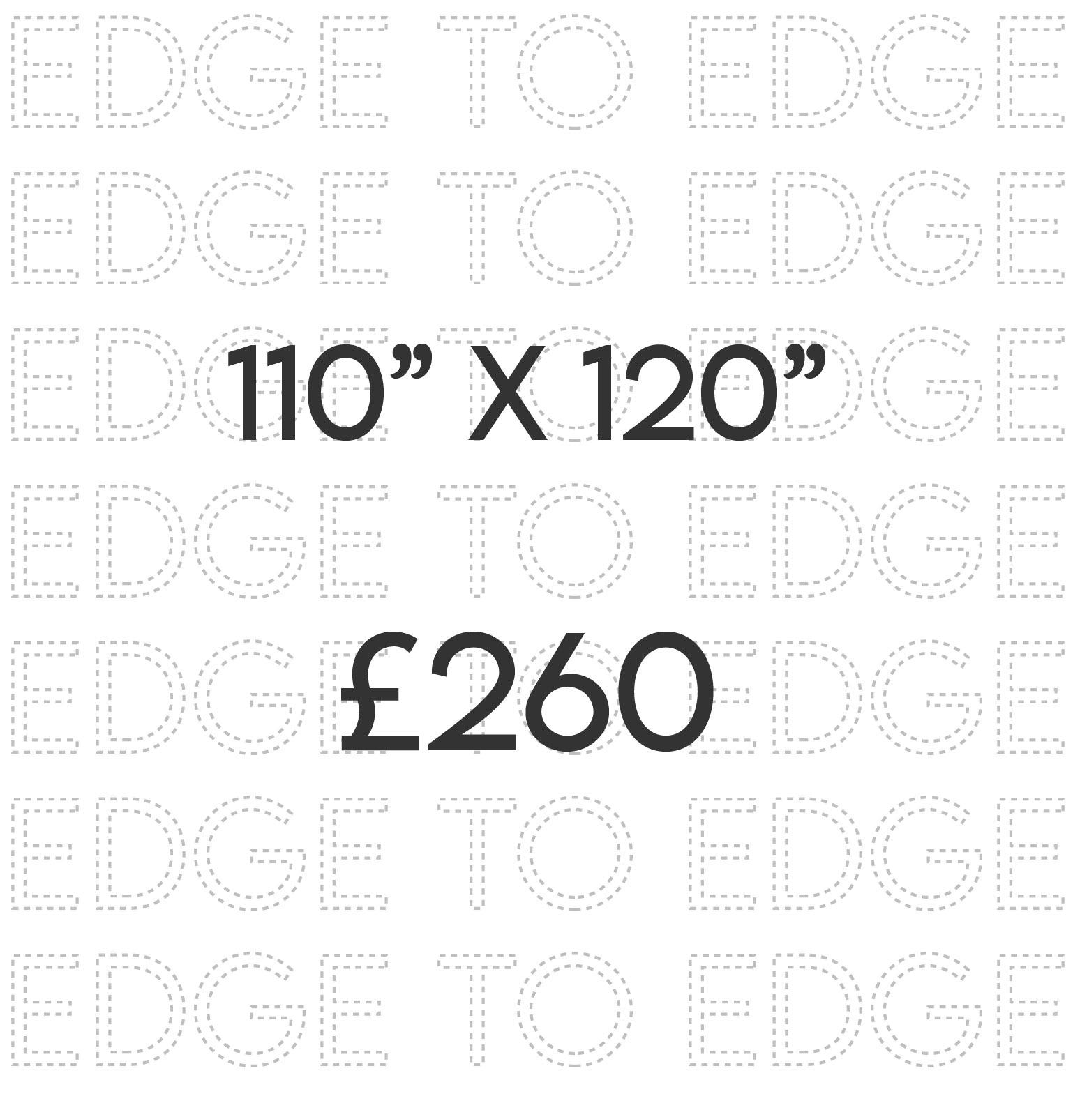 110 x 120